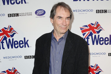 Timothy Dalton Arrivals at 'A Salute To Old Hollywood'