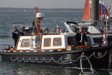 Timothy Laurence Royal London Yacht Club Champagne Party At Lendy Cowes Week