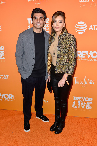 The Trevor Project's TrevorLIVE LA 2018 - Arrivals & Cocktails