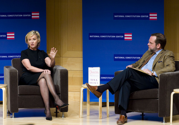 Tina Brown Discusses Princess Diana And Celebrity News Coverage