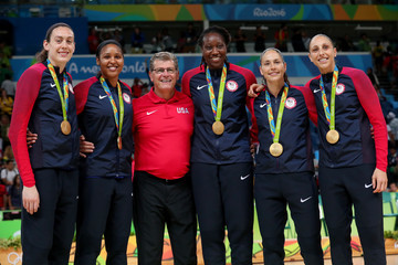 Tina Charles Basketball - Olympics: Day 15