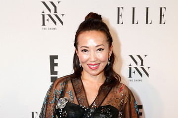 Tina Craig E! + ELLE + IMG Party to Celebrate the Opening of NYFW