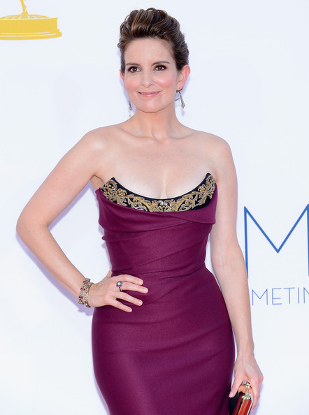 Tina Fey - 64th Annual Primetime Emmy Awards - Arrivals
