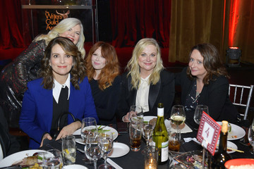 Tina Fey Amy Poehler 72nd Writers Guild Awards - New York Ceremony - Inside