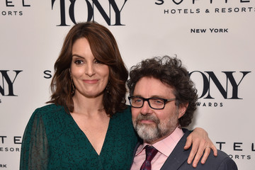 Tina Fey Jeff Richmond Tony Honors Cocktail Party Presenting The 2018 Tony Honors For Excellence In The Theatre And Honoring The 2018 Special Award Recipients - Arrivals