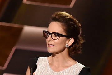Tina Fey 67th Annual Primetime Emmy Awards - Show