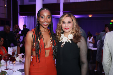 Tina Knowles Lawson 2018 BET Awards - Debra Lee Pre-BET Awards Dinner