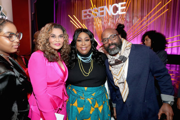 Tina Knowles Lawson 2018 Essence Black Women In Hollywood Oscars Luncheon - Show