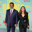 """Tina Knowles Los Angeles Premiere Of """"The Harder They Fall"""""""