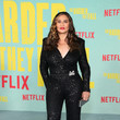 Tina Knowles Los Angeles Premiere Of