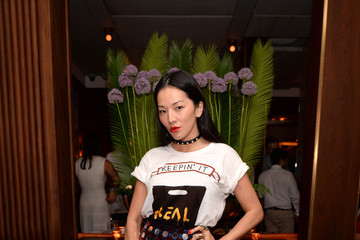 Tina Leung Gucci x Angelica Hicks Private Dinner Celebration