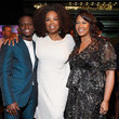 Tina Perry Premiere Of OWN's 'David Makes Man' - After Party