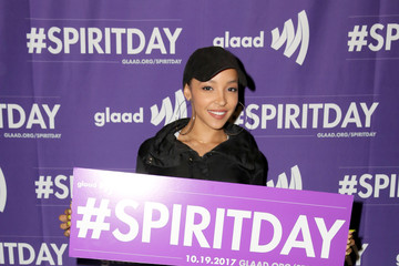 Tinashe Justin Tranter And GLAAD Present 'Believer' Spirit Day Concert