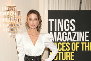 Kate Beckinsale attends Tings Magazine Private Dinner at the Private Residence of the CEO of Absolut Elyx on January 28, 2020 in Los Angeles, California.