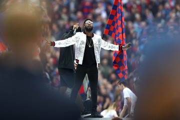 Tinie Tempah Manchester United v Crystal Palace - The Emirates FA Cup Final