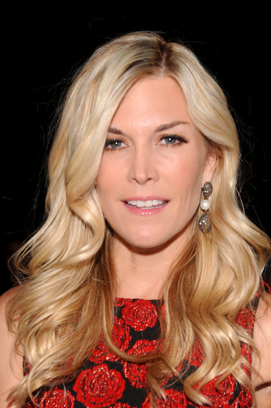 Tinsley Mortimer Pictures Reem Acra Front Row