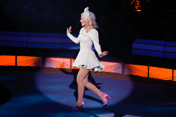 Tinsley Mortimer Opening Night Of Big Apple Circus At Lincoln Center With Celebrity Ringmaster Tinsley Mortimer