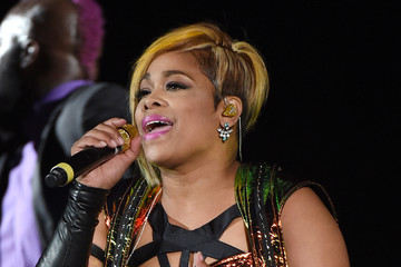 Tionne Watkins New Kids On The Block, TLC And Nelly Tour Opener At Mandalay Bay In Las Vegas
