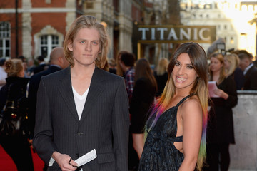 Richard Dinan The Red Carpet at the 'Titanic 3D' Premiere