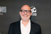 "Akiva Goldsman attends ""Titans"" DC Series World Premiere at Hammerstein Ballroom on October 3, 2018 in New York City."