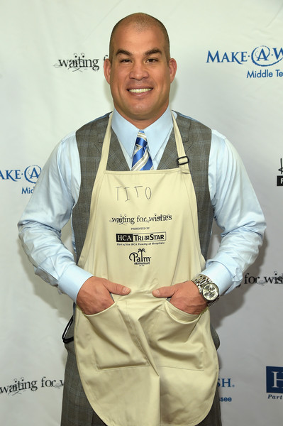 Tito Ortiz - 14th Annual Waiting for Wishes Celebrity Waiter's Dinner & After Party