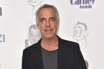 Titus Welliver 3rd Annual Carney Awards - Arrivals