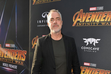 Titus Welliver Los Angeles Global Premiere for Marvel Studios' 'Avengers: Infinity War'