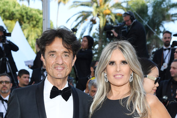 "Tiziana Rocca ""Rocketman"" Red Carpet - The 72nd Annual Cannes Film Festival"