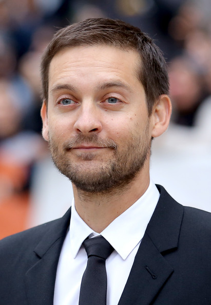 Tobey Maguire Actor/producer Tobey Maguire attends the