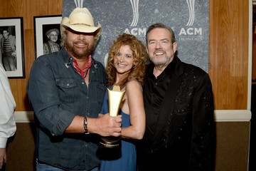 Toby Keith 11th Annual ACM Honors - Backstage and Audience