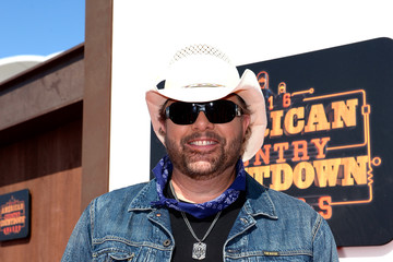 Toby Keith 2016 American Country Countdown Awards - Red Carpet