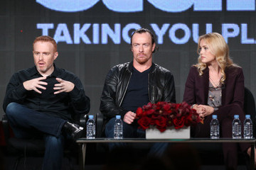Toby Stephens Hannah New Winter TCA Tour: Day 2