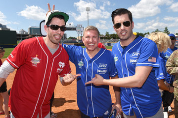 Todd Chrisley City of Hope Celebrity Softball Game - Arrivals