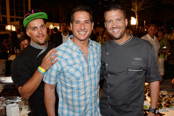Todd Erickson Thrillist's BBQ & The Blues Hosted By Bobby Deen - Food Network South Beach Wine & Food Festival