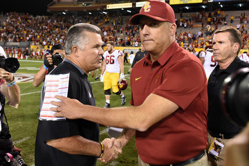Todd Graham USC v Arizona State