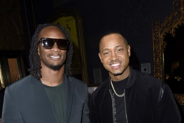Todd Gurley First Entertainment x Los Angeles Lakers and Anthony Davis Partnership Launch Event, March 4 in Los Angeles