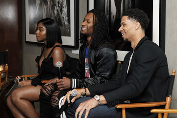 Todd Gurley Normani Roc Nation 'Off Script' Dinner Series, Presented By Jetlux
