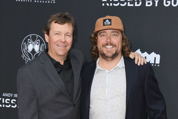 Todd Jones Teton Gravity Research's 'Andy Iron's Kissed By God' World Premiere