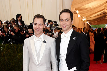 Todd Spiewak Red Carpet Arrivals at the Met Gala — Part 3