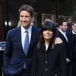 Claudia Winkleman and Kris Thykier Photos