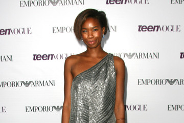 Tolula Adeyemi Arrivals at the Teen Vogue Young Hollywood Party