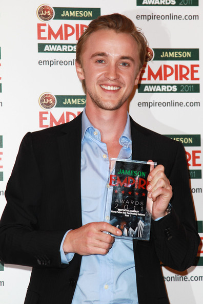 tom felton 2011 girlfriend. girlfriend Tom Felton Photo