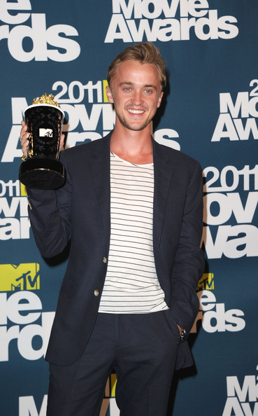 tom felton 2011 pictures. Tom+felton+2011+mtv+movie+awards
