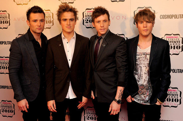 danny jones and dougie poynter. In This Photo: Danny Jones,