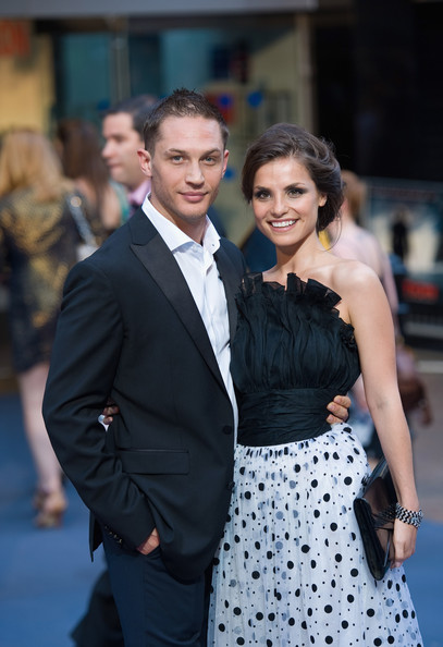 charlotte riley tom hardy. Charlotte Riley and Tom Hardy