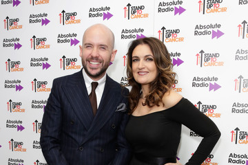 Tom Allen Absolute Radio Live - Backstage