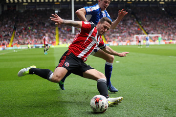 Tom Anderson Sheffield United v Chesterfield - Sky Bet League One