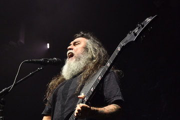 Tom Araya Slayer With Lamb of God and Behemoth in Concert - New York, New York