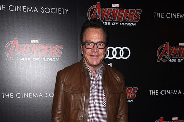 Tom Arnold The Cinema Society Screening Of Marvel's 'Avengers: Age of Ultron' - Arrivals