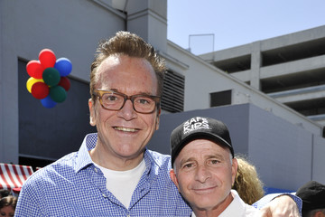 Tom Arnold Safe Kids Day Los Angeles 2014